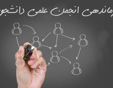 ساختار انجمن علمی