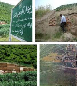 دیوار تاریخی گرگان