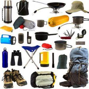 وسایل لازم کوهنوردی