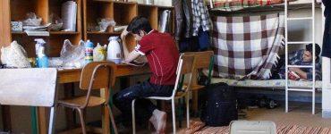 دلتنگی های دانشجویی